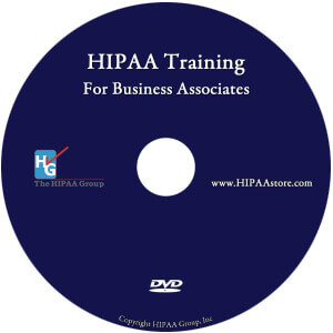 HIPAA Training DVD for Business Associates