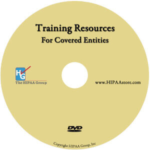 HIPAA Training DVD for Covered Entities - Click Image to Close